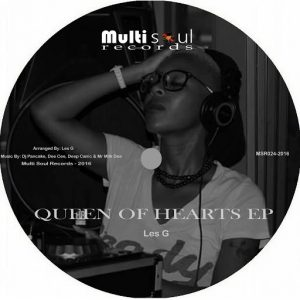 Various Artists - Queen Of Hearts EP [Multi Soul Records]