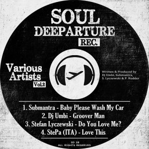 Various Artists - Various Artists, Vol. 2 [Soul Deeparture Records]