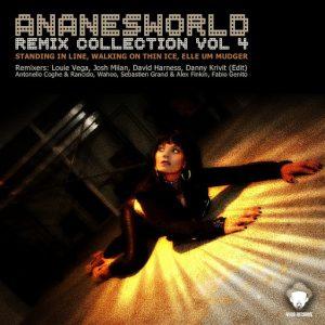 Anane - Ananesworld Remix Collection - Vol 4 [Vega Records]