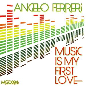 Angelo Ferreri - Music Is My First Love [Modulate Goes Digital]