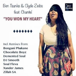 Ben Tsunke, Clyde Zeibs, Chantel - You Won My Heart [Bizar Recordings]