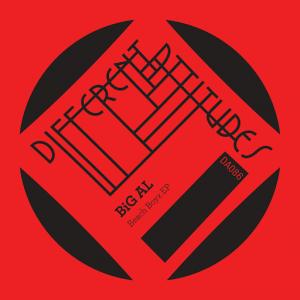 Big Al - Beach Boyz EP [Different Attitudes]