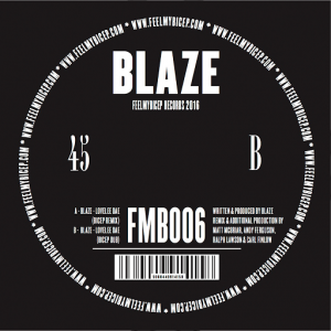 Blaze - Lovelee Dae Bicep Remixes [Feel My Bicep]