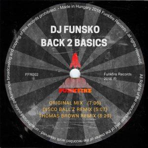 DJ Funsko - Back 2 Basics [Funkfire]