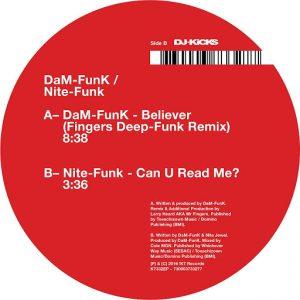 DaM-FunK , Nite-Funk - Believer , Can U Read Me! [!K7]