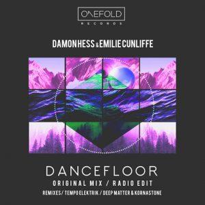 Damon Hess, Emilie Cunliffe - Dancefloor [OneFold Records]
