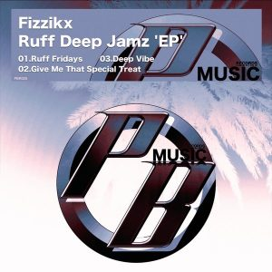 Fizzikx - Ruff Deep Jamz EP [Pure Beats Records]