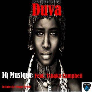 IQ Musique Feat. Tshaka Campbell - Duva [Blu Lace Music]