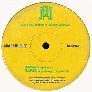 Iban Montoro & Jazzman Wax - Rapaz [MoodyHouse Recordings]