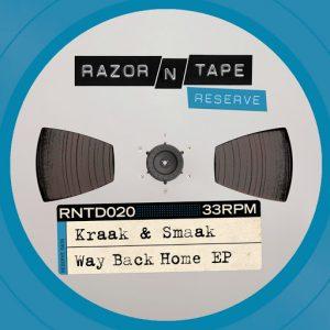 Kraak & Smaak - Way Back Home EP [Razor-N-Tape]