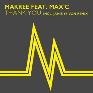 Makree feat. Max C - Thank You [Metron Music]