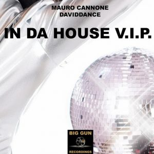 Mauro Cannone, Daviddance - In Da House V.I.P. - Single [Big Gun Recordings]