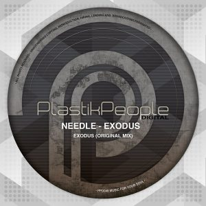 Needle - Exodus [Plastik People Digital]