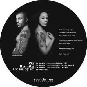 Oz Romita - Cassiopea [Sounds R Us Recordings]