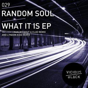Random Soul - What It Is EP [Vicious Black]