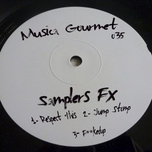 Samplers Fx - Respect This [Musica Gourmet]