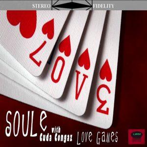 Soule feat. Cuda CONGAZ - Love Games [Urban Retro Music Group]