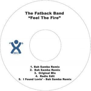 The Fatback Band - Feel The Fire [BKO]
