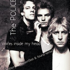 The Police - Voices Inside My Head (Anthony Nicholson Rmx) ​[Miquifaye Music]