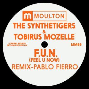The SyntheTigers & Tobirus Mozelle - F.U.N (Feel U Now) (Pablo Fierro Remix) [Moulton Music]