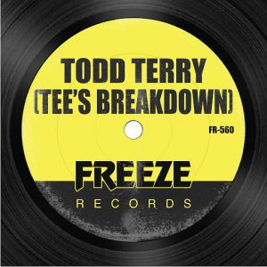 Todd Terry - Tee's Breakdown [Freeze]
