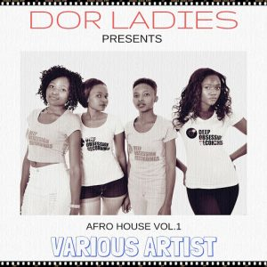Various Artists - Afro House, Vol. 1 [Deep Obsession Recordings]