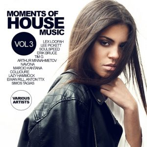 Various Artists - Moments Of House Music, Vol. 3 [Rimoshee Traxx]
