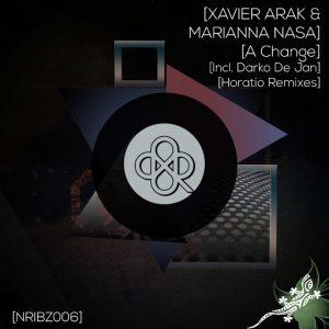 Xavier Arak & Marianna Nasa - A Change [Natural Rhythm]
