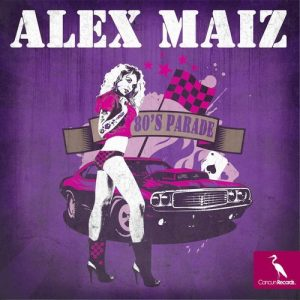 alex-maiz-80s-parade-cancun-records