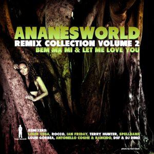 Anane - Ananesworld Remix Collection - Vol 2 [Nervous]