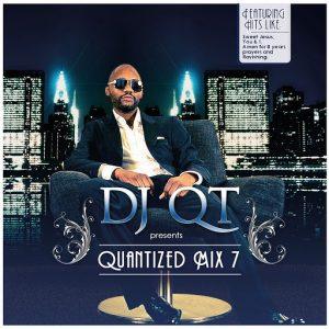 DJ QT - Quantized, Vol. 7 [Sheer Sound]