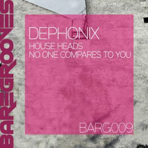 Dephonix - House Heads , No One Compares To You [BareGrooves]