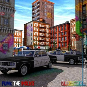 Kojake - Funk The Police [Nudiscool]