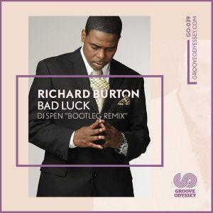 richard-burton-bad-luck-groove-odyssey