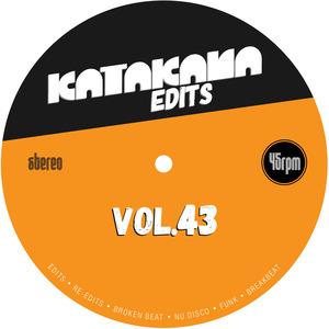 RocknRolla Soundsystem - Katakana Edits Vol. 43 [Katakana Edits]