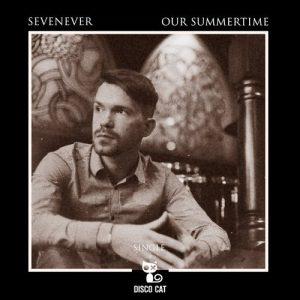 sevenever-our-summertime-disco-cat