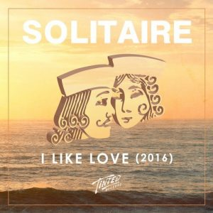 Solitaire - I Like Love (2016) [Tinted Records]