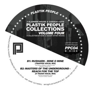 Various Artists - Collections Volume Four [Plastik People Collections]