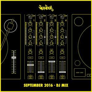Various Artists - Nervous September 2016 - DJ Mix [Nervous]