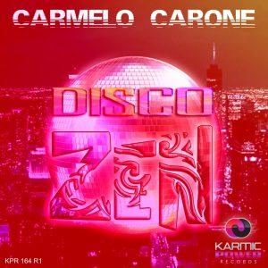 carmelo-carone-disco-zen-karmic-power