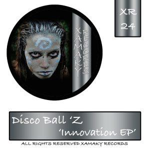 disco-ballz-innovation-ep-xamaky-records