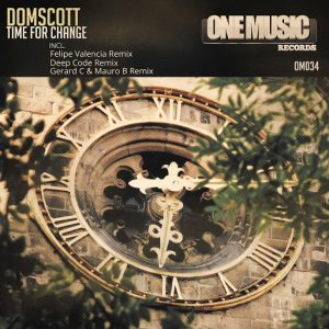 domscott-time-for-change-one-music-records