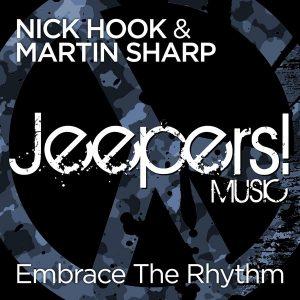 nick-hook-martin-sharp-embrace-the-rhythm-jeepers-music