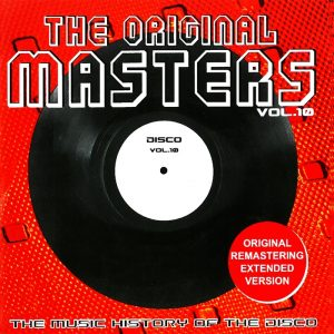 various-the-original-masters-vol-10-the-music-history-of-the-disco-milestone