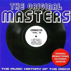 various-the-original-masters-vol-5-the-music-history-of-the-disco-milestone