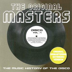 various-the-original-masters-vol-7-the-music-history-of-the-disco-milestone