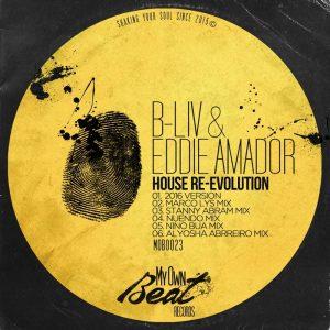 Essential music b liv eddie amador house re evolution for Eddie amador house music