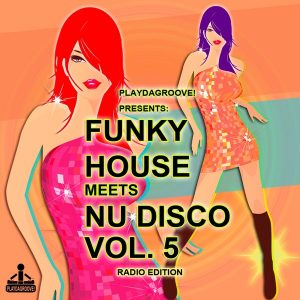Essential music various artists funky house meets nu for Funky house artists