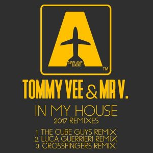 Essential music tommy vee mr v in my house vol 1 for My house house music