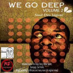 Essential music soul des jaguar we go deep vol 2 for Jaguar house music